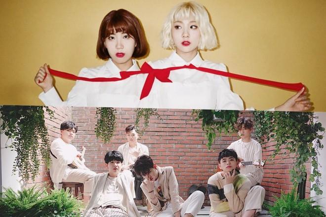 Đường đua Kpop tháng 5: BTS được hóng nhất, nhóm mới, nhóm cũ thi nhau lên sàn - Ảnh 7.