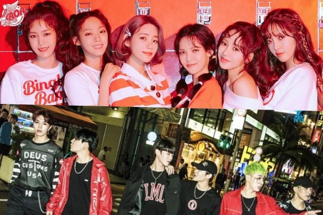 Đường đua Kpop tháng 5: BTS được hóng nhất, nhóm mới, nhóm cũ thi nhau lên sàn - Ảnh 8.