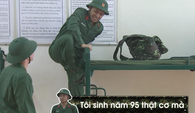 Sao nhập ngũ: Mới lên sóng tập đầu, Gin Tuấn Kiệt đã gây chú ý vì nhiều khoảnh khắc cực cute - Ảnh 3.