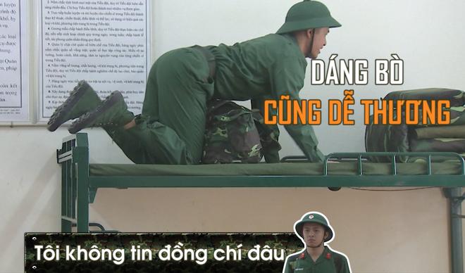 Sao nhập ngũ: Mới lên sóng tập đầu, Gin Tuấn Kiệt đã gây chú ý vì nhiều khoảnh khắc cực cute - Ảnh 4.