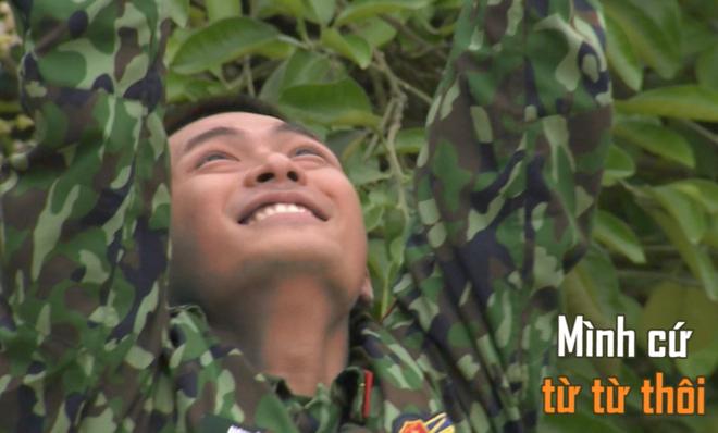 Sao nhập ngũ: Mới lên sóng tập đầu, Gin Tuấn Kiệt đã gây chú ý vì nhiều khoảnh khắc cực cute - Ảnh 6.