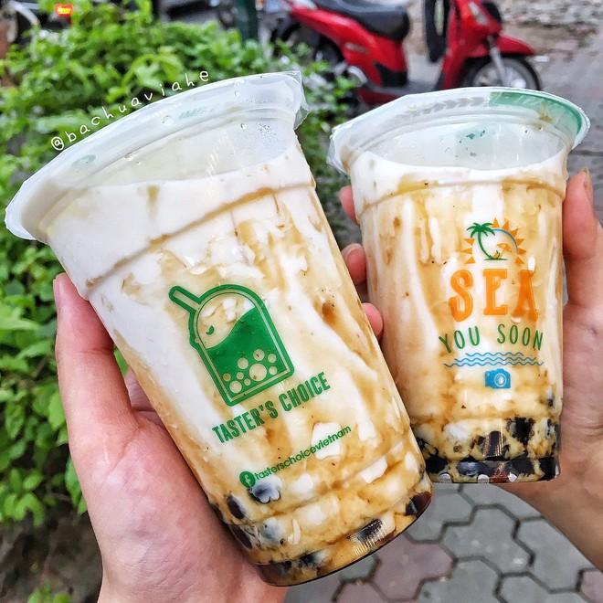 Sữa tươi trân châu đường đen tấn công ồ ạt vào Hà Nội khi một loạt thương hiệu thi nhau update với nhiều mức giá khác nhau - Ảnh 9.