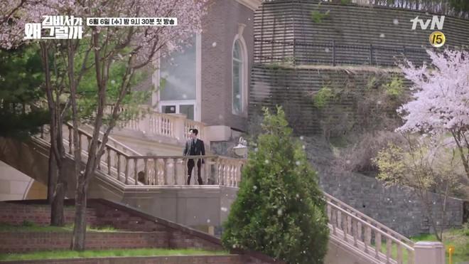 Khổ thân Park Seo Joon, ra sức bắn tim cho Park Min Young nhưng bị hắt hủi chỉ vì.. cái tai - ảnh 3