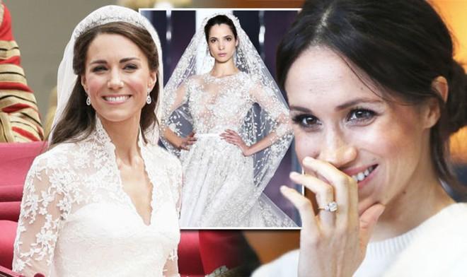 Học tập chị dâu, Công nương tương lai Meghan Markle không thuê chuyên gia mà sẽ tự trang điểm trong lễ cưới - Ảnh 2.