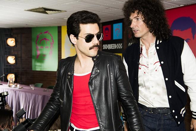 Nổi da gà nghe lại kiệt tác rock-guitar hay nhất mọi thời đại trong phim Bohemian Rhapsody - ảnh 3