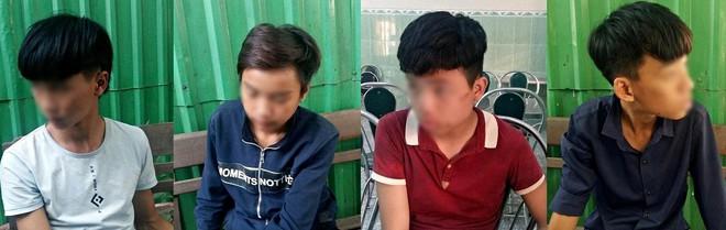 Đà Nẵng: Băng cướp nhí dưới 18 tuổi thực hiện hàng loạt vụ cướp tài sản - Ảnh 1.