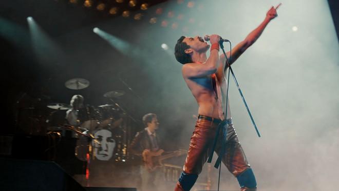 Nổi da gà nghe lại kiệt tác rock-guitar hay nhất mọi thời đại trong phim Bohemian Rhapsody - ảnh 5
