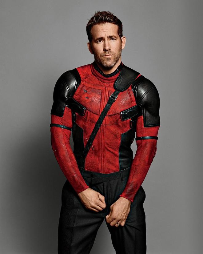 Không ngờ siêu anh hùng gây hài Deadpool cũng có thân hình như siêu mẫu và đây là bí quyết - ảnh 4
