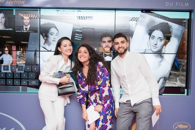 Phim ngắn do Nhã Phương đầu tư và đóng chính được trình chiếu ở LHP Cannes 2018 - ảnh 9