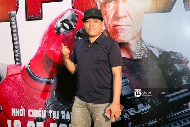 Fan Việt cười sảng sau khi xem bom tấn hài bựa Deadpool 2 - ảnh 16