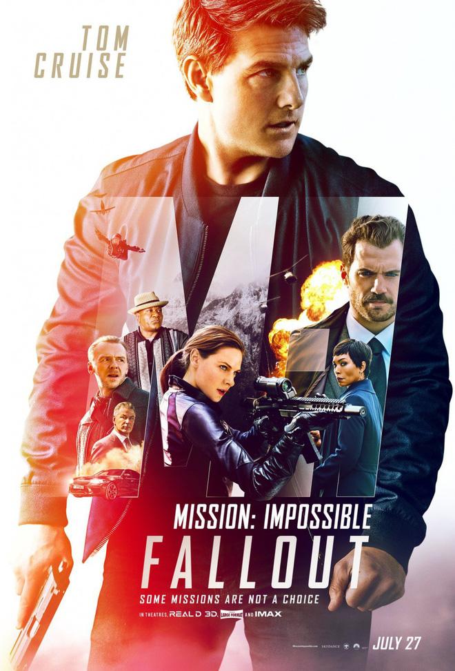 Tom Cruise đu bám trực thăng đầy liều lĩnh trong Mission: Impossible - Fallout - ảnh 1