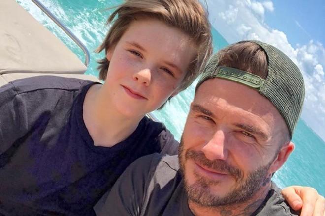 Xôn xao tin đồn cậu ấm nhà Beckham thi tuyển vào công ty giải trí của Hàn - Ảnh 2.