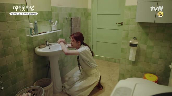 Phim mới chưa chiếu, Lee Sung Kyung đã đau khổ vì chỉ còn sống được 101 ngày - Ảnh 4.