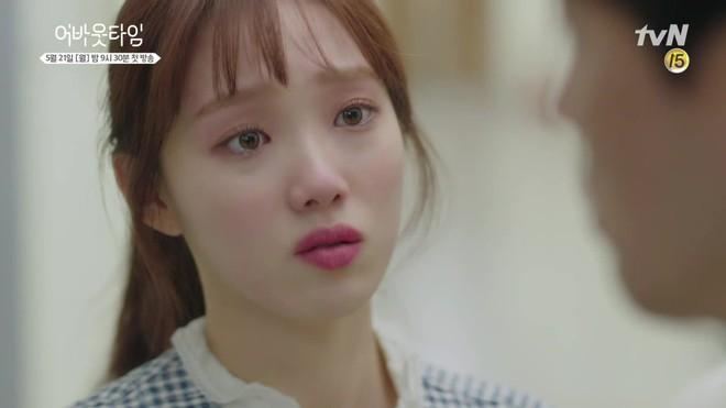 Phim mới chưa chiếu, Lee Sung Kyung đã đau khổ vì chỉ còn sống được 101 ngày - ảnh 11