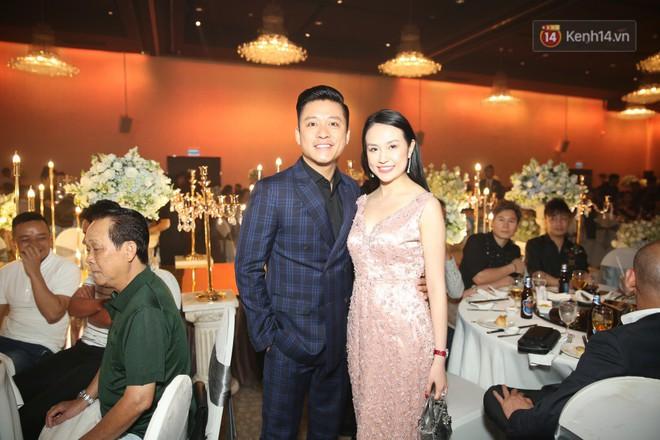 Tuấn Hưng cùng vợ con đến mừng đám cưới bạn thân chí cốt Lâm Vũ - ảnh 3