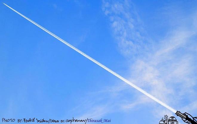 Danh tính tác giả của những bức vẽ đám mây cực dễ thương đang gây sốt MXH - ảnh 11