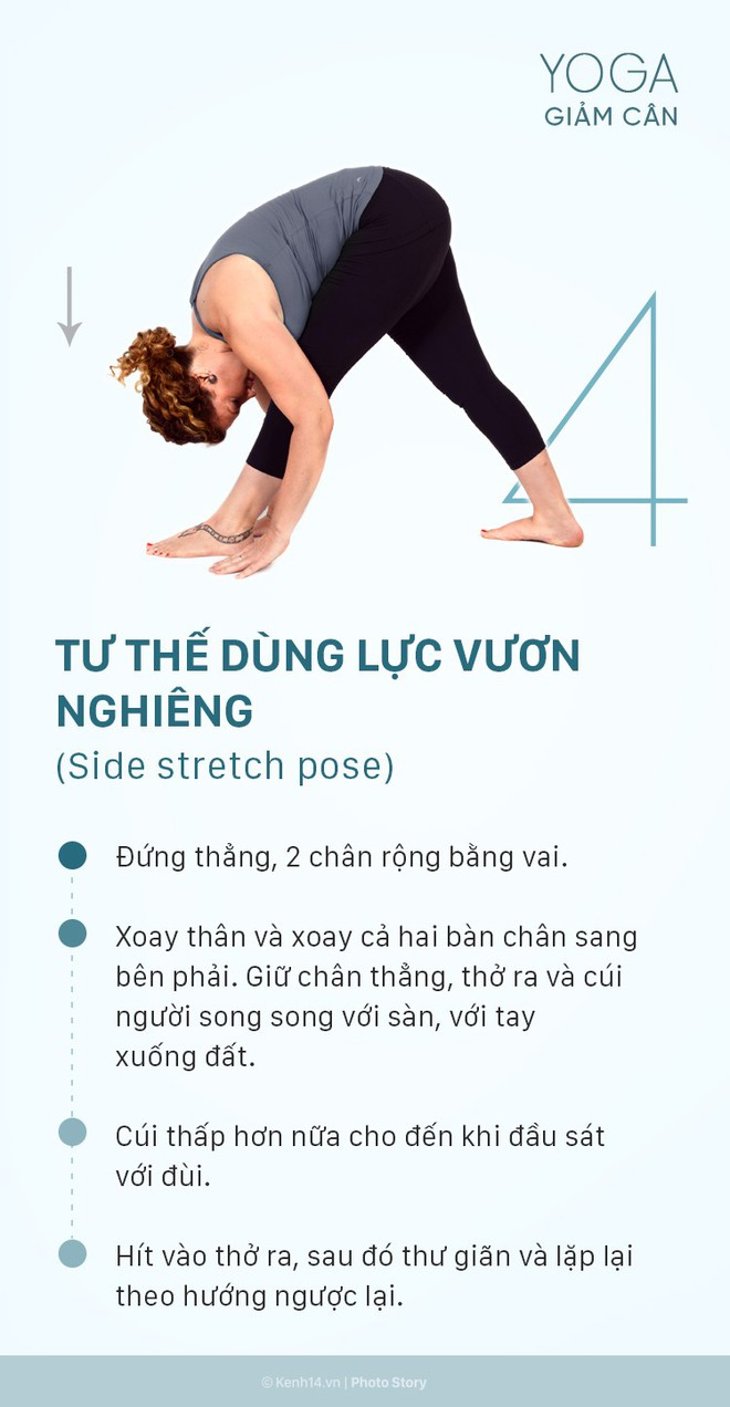 5 động tác yoga giảm cân toàn thân cực kỳ hiệu quả có thể thực hiện ngay tại nhà - Ảnh 10.