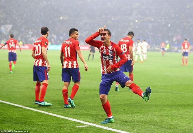 Griezmann chói sáng, Atletico lần thứ ba vô địch Europa League - Ảnh 7.