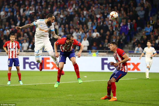 Griezmann chói sáng, Atletico lần thứ ba vô địch Europa League - Ảnh 3.