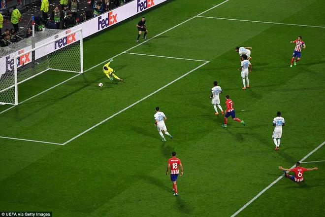 Griezmann chói sáng, Atletico lần thứ ba vô địch Europa League - Ảnh 9.