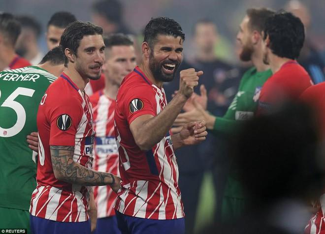Griezmann chói sáng, Atletico lần thứ ba vô địch Europa League - Ảnh 17.