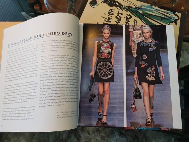 Em Hoa của NTK Công Trí sánh ngang với Dolce&Gabbana, Gucci khi xuất hiện trong sách ảnh nổi tiếng - Ảnh 6.