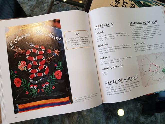 Em Hoa của NTK Công Trí sánh ngang với Dolce&Gabbana, Gucci khi xuất hiện trong sách ảnh nổi tiếng - Ảnh 8.