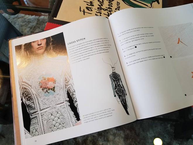 Em Hoa của NTK Công Trí sánh ngang với Dolce&Gabbana, Gucci khi xuất hiện trong sách ảnh nổi tiếng - Ảnh 9.