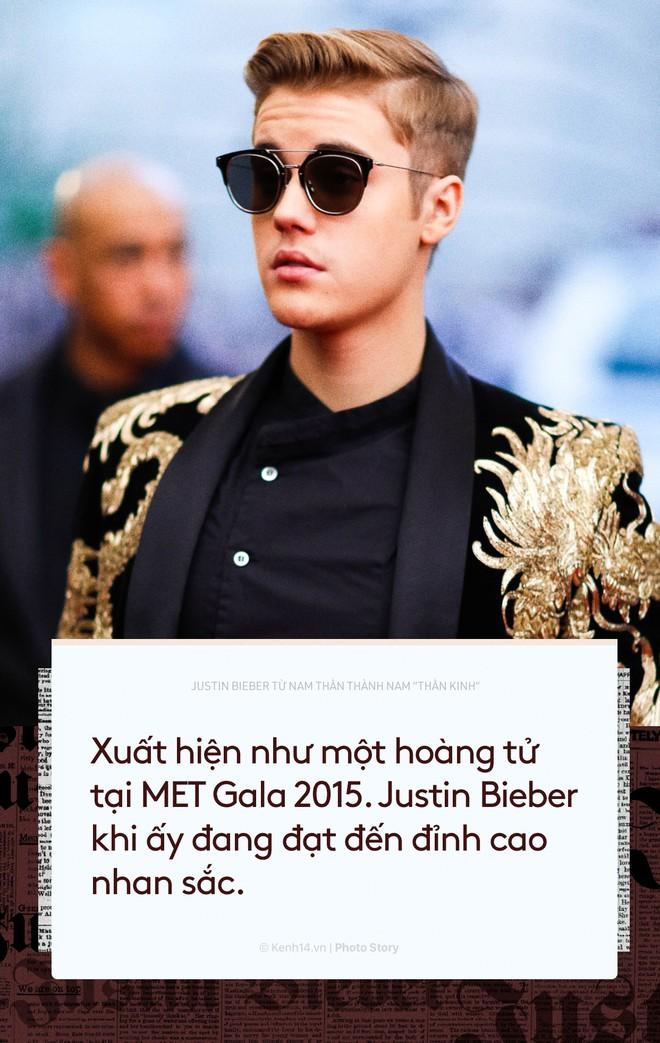 Nếu có ước muốn cho cuộc đời này, hãy nhớ ước muốn cho Justin Bieber đẹp trai trở lại - ảnh 1