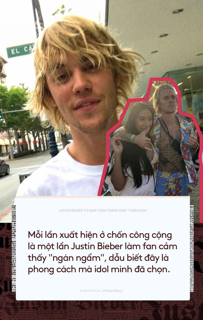 Nếu có ước muốn cho cuộc đời này, hãy nhớ ước muốn cho Justin Bieber đẹp trai trở lại - ảnh 10