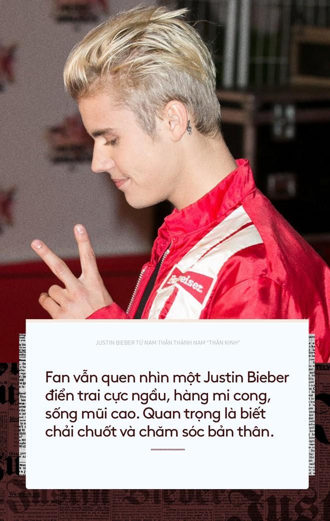 Nếu có ước muốn cho cuộc đời này, hãy nhớ ước muốn cho Justin Bieber đẹp trai trở lại - ảnh 2