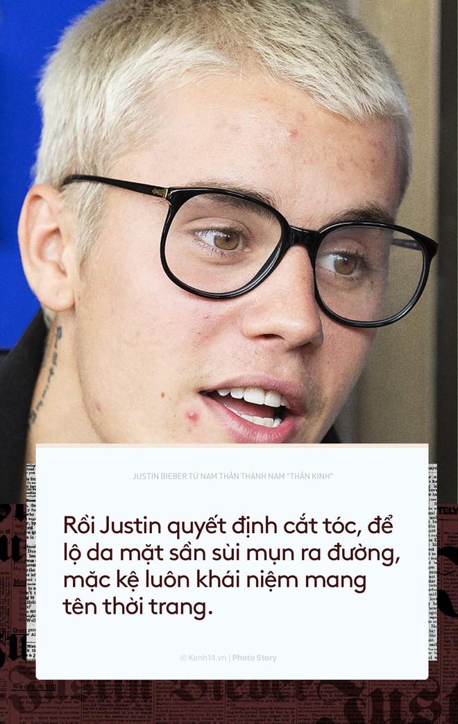 Nếu có ước muốn cho cuộc đời này, hãy nhớ ước muốn cho Justin Bieber đẹp trai trở lại - ảnh 3