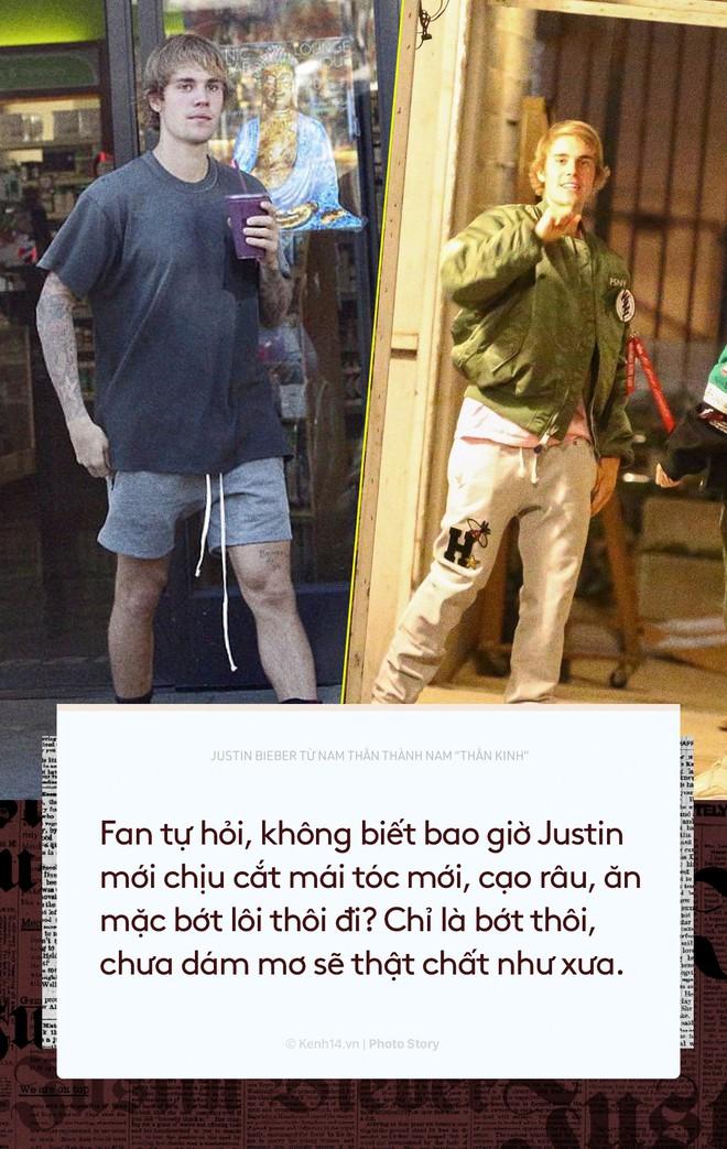 Nếu có ước muốn cho cuộc đời này, hãy nhớ ước muốn cho Justin Bieber đẹp trai trở lại - ảnh 7