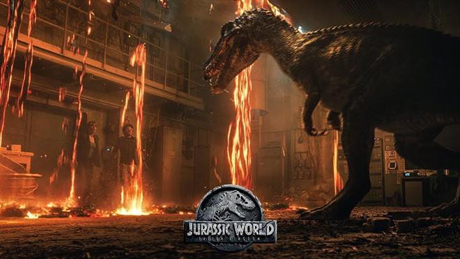 Jurassic World: Fallen Kingdom sẽ có tụ tập lượng khủng long nhiều hơn cả 4 phần trước cộng lại! - ảnh 1