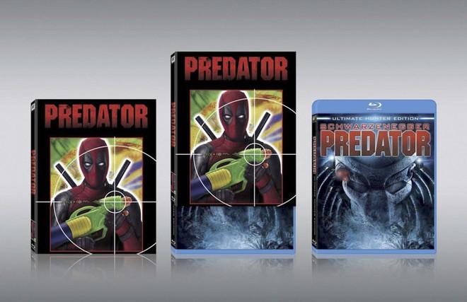 Trà trộn vào siêu thị, thiên hạ đệ nhất lầy Deadpool đồng hoá bìa đĩa cả một khu kệ - ảnh 20