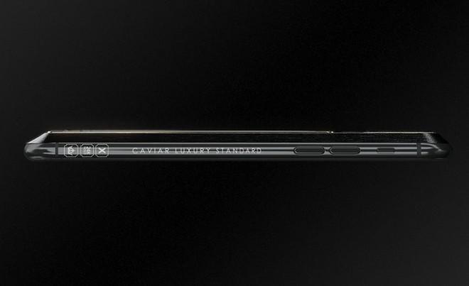 Xuất hiện iPhone X Tesla giá gần tỷ đồng, có pin mặt trời lướt web cả ngày không lo hết - Ảnh 7.
