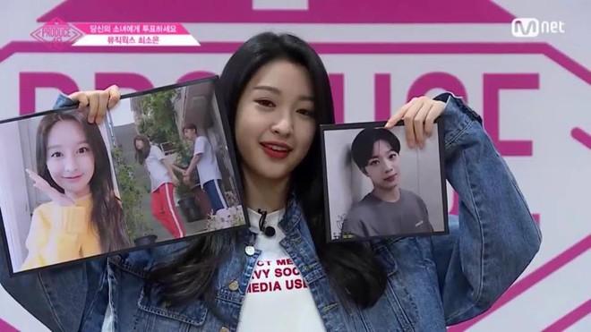 Xuất hiện thí sinh Produce 48 tự nhận giống Kim Ji Won & Lai Guanlin (Wanna One)! - ảnh 2