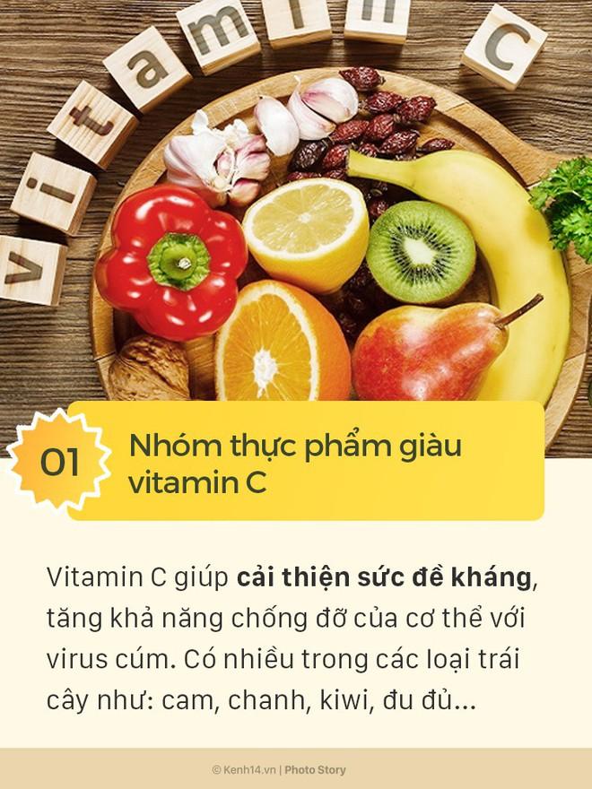 6 thực phẩm giúp giải cảm hiệu quả cho những ngày nắng mưa thất thường - ảnh 1