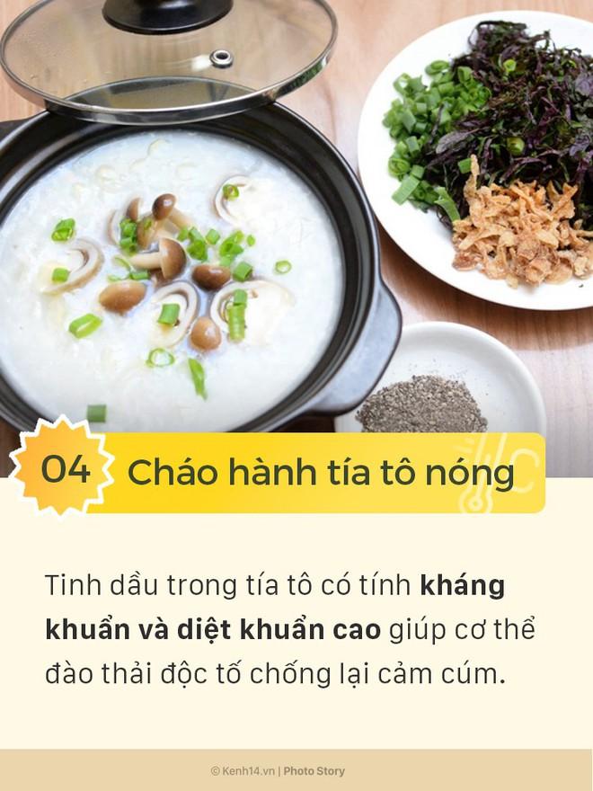 6 thực phẩm giúp giải cảm hiệu quả cho những ngày nắng mưa thất thường - ảnh 4