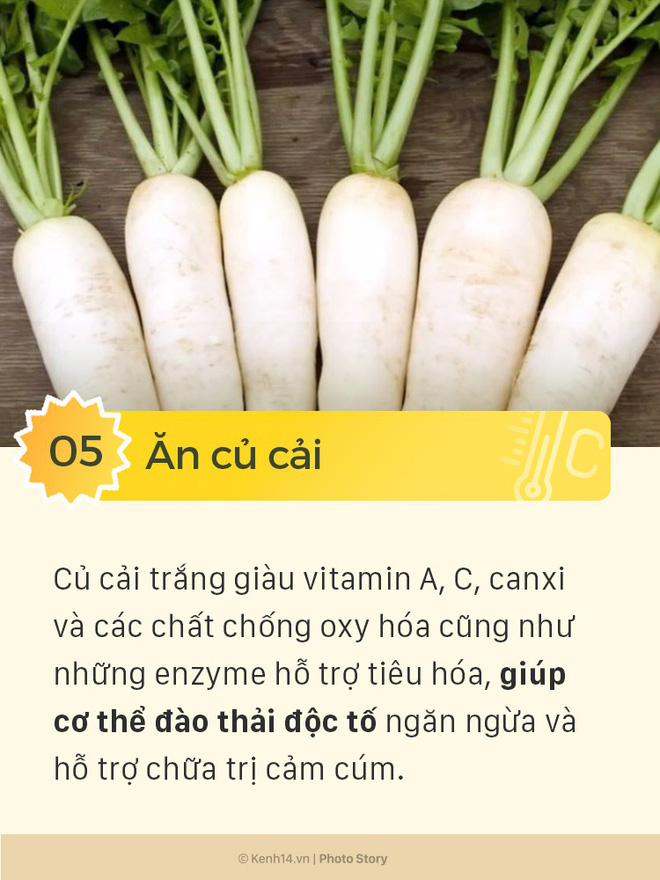 6 thực phẩm giúp giải cảm hiệu quả cho những ngày nắng mưa thất thường - ảnh 5