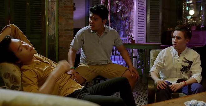 Cười lộn ruột với phim kinh dị online được đầu tư gần 4 tỉ đồng của Huỳnh Lập - ảnh 7