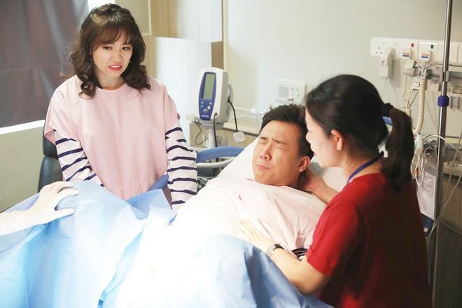 Hé lộ cảnh Hứa Vĩ Văn, Trấn Thành, Trường Giang... đau đớn, gào thét khi lâm bồn - ảnh 8