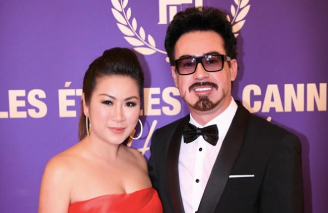 Những màn cosplay lố bịch tại Cannes 2018: từ Michael Jack-Ma cho đến Người Sắt Tony Steak - ảnh 4