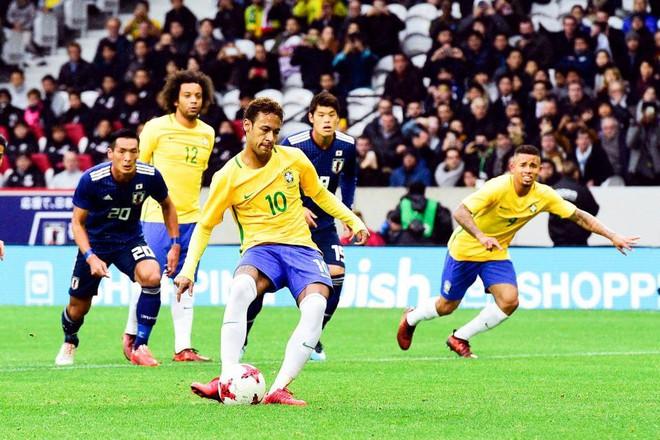 Tin vui cho fan Brazil: Neymar trở lại tập luyện lần đầu sau chấn thương - ảnh 2