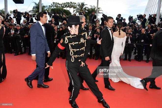 Những màn cosplay lố bịch tại Cannes 2018: từ Michael Jack-Ma cho đến Người Sắt Tony Steak - ảnh 3