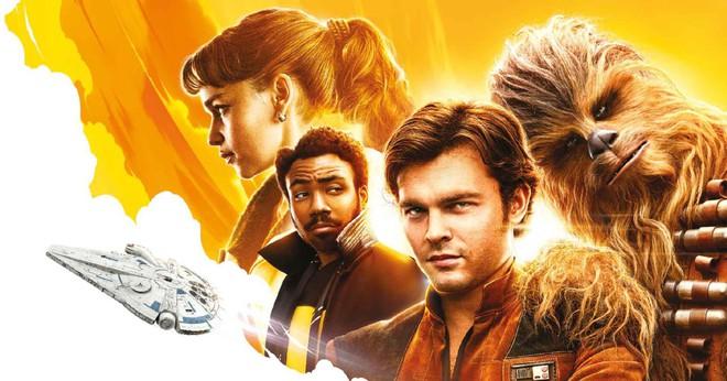 Solo: A Star Wars Story đã bị mang tiếng là phần phim Star Wars đáng quên nhất dù chưa ra mắt - ảnh 5