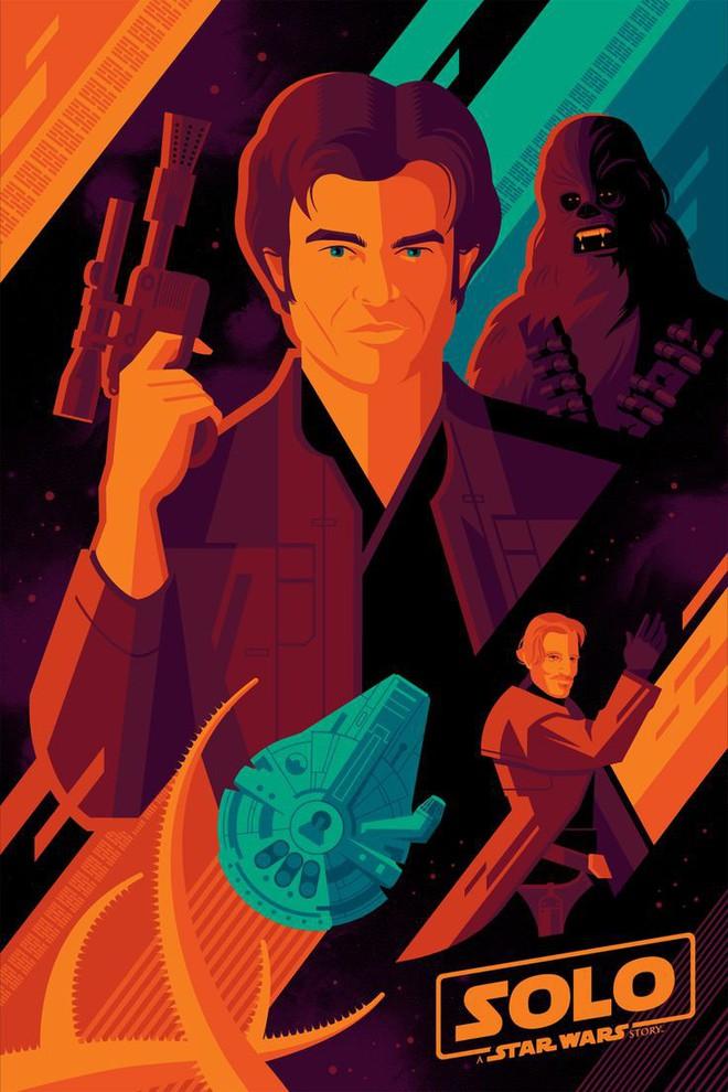 Solo: A Star Wars Story đã bị mang tiếng là phần phim Star Wars đáng quên nhất dù chưa ra mắt - ảnh 7