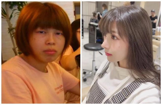 Khoe ảnh PTTM thành công, thiếu nữ Nhật được dân tình nhận xét: Trông như vừa đầu thai kiếp khác! - ảnh 1