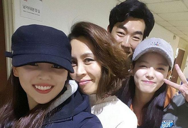 Chị ruột Kim Yoo Jung mới đóng phim đã gây sốt với nhan sắc không kém em gái - ảnh 5