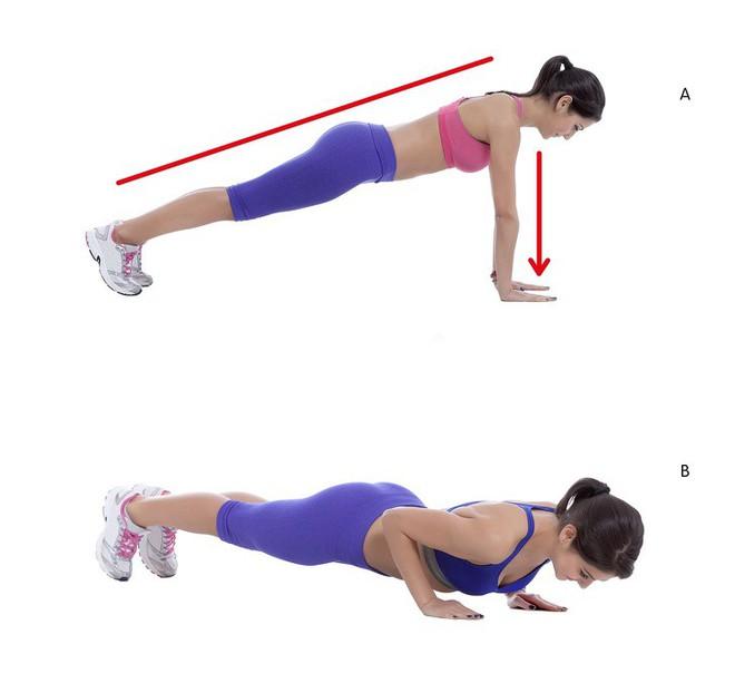 Mỡ lưng và nách cũng làm dáng xấu đi rất nhiều và đây là cách để loại bỏ - Ảnh 2.